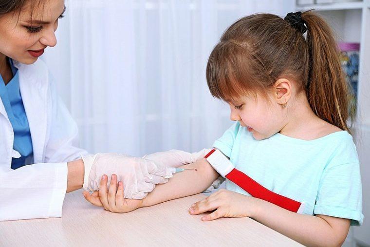 Биохимический анализ крови у ребенка