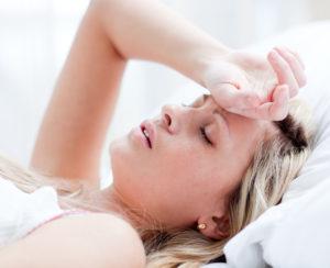 Жар в голове как симптом воспаления оболочки головного мозга