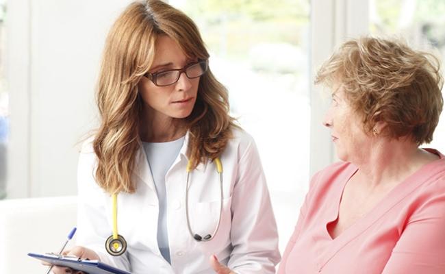 Лечение пожилого человека