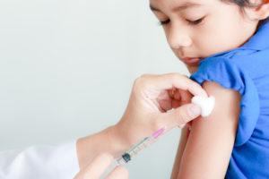 Вакцинация в раннем возрасте
