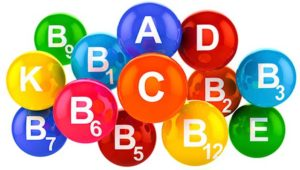 Витамины буквы