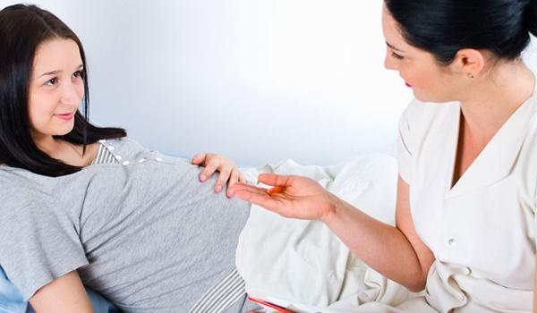 Лечение беременной женщины