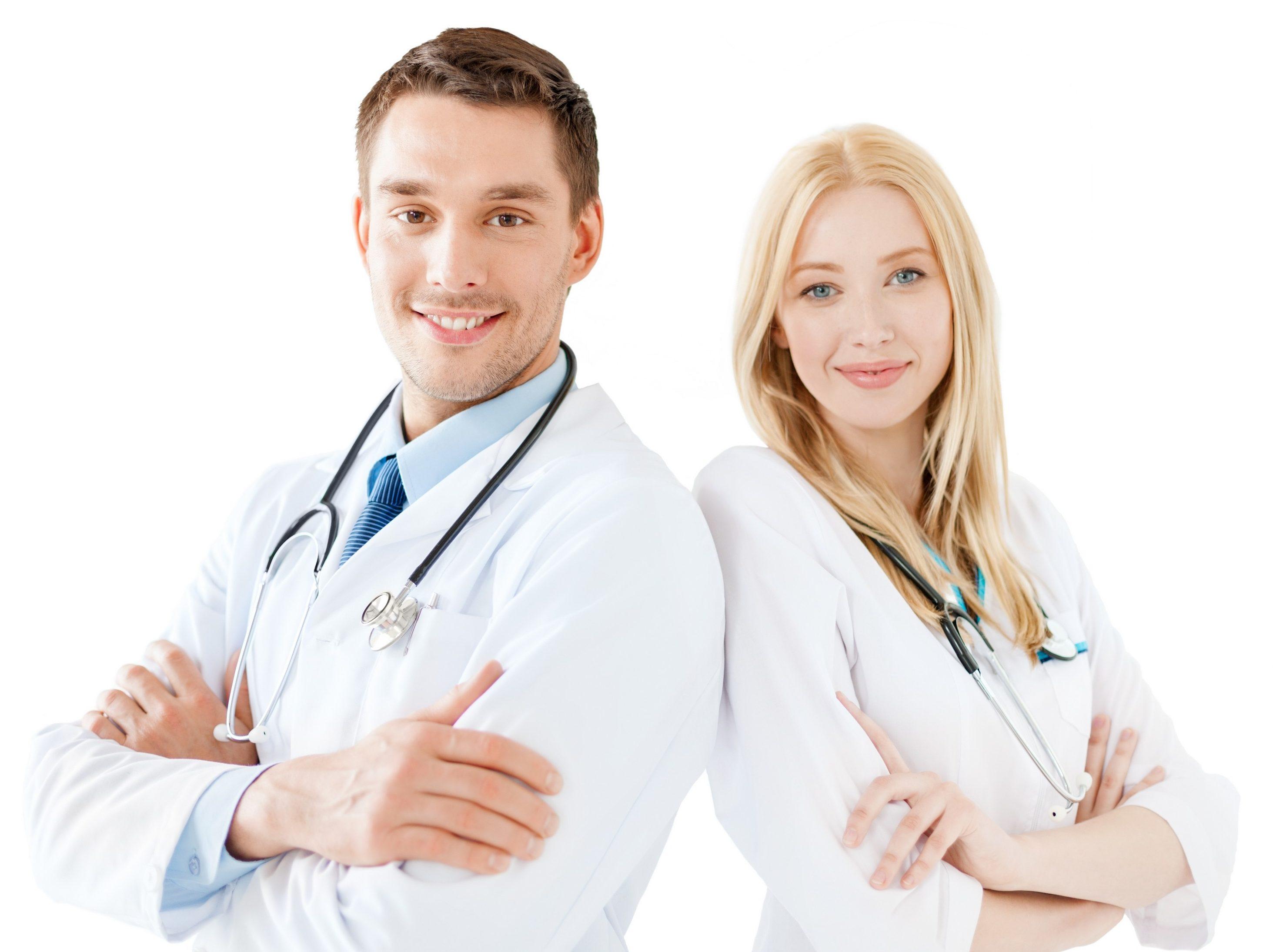 Двое врачей