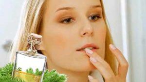 Смазывание губ маслом