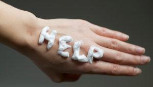 Помощь буквы