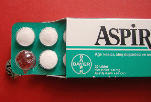 Аспирин при ветрянке