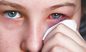 Проблемы с глазами у подростка