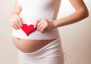 Сердце беременность