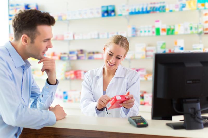 Разговор с фармацевтом