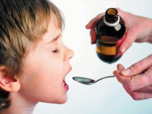 Лечение ребенка.